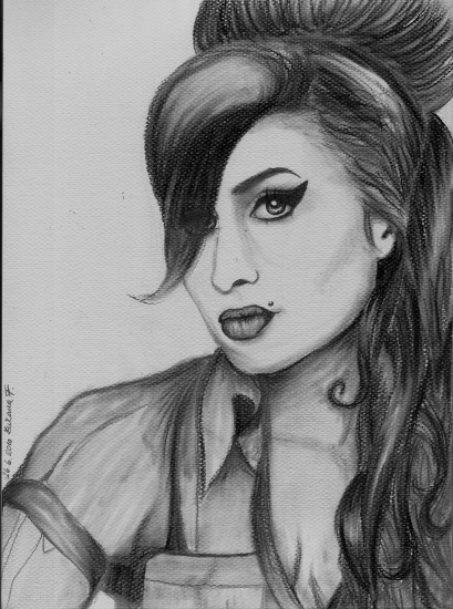 Amy Winehouse par Falco11